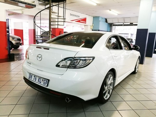 used mazda 6 2 5 active a t for sale in kwazulu natal id 1806780. Black Bedroom Furniture Sets. Home Design Ideas