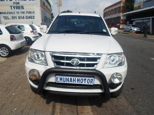 2012 TATA Xenon tata xenon bakkie Gauteng Jeppestown_0