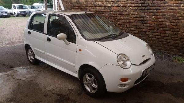 2012 Chery QQ3 1.1 Te  Gauteng Pretoria_0