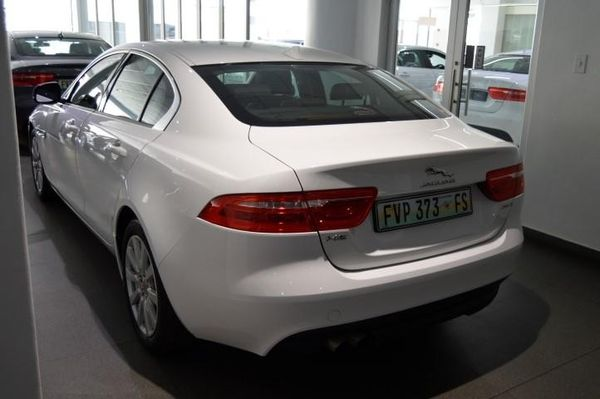 used jaguar xe 2 0d pure for sale in free state id 1814749. Black Bedroom Furniture Sets. Home Design Ideas