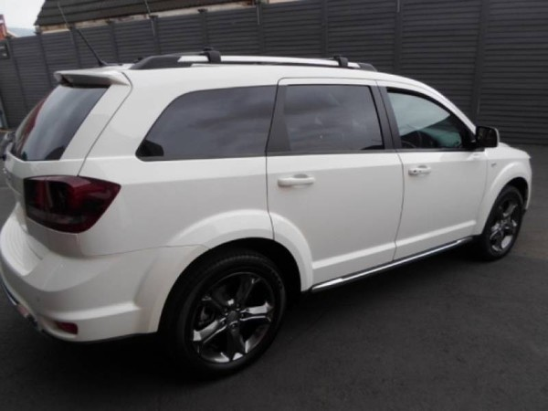 Used Dodge Journey 3 6 V6 Crossroad For Sale In Kwazulu
