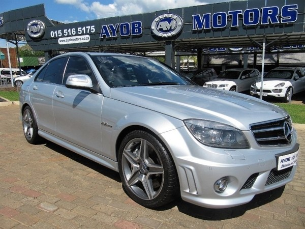used mercedes benz c class c63 amg for sale in limpopo id 1834115. Black Bedroom Furniture Sets. Home Design Ideas
