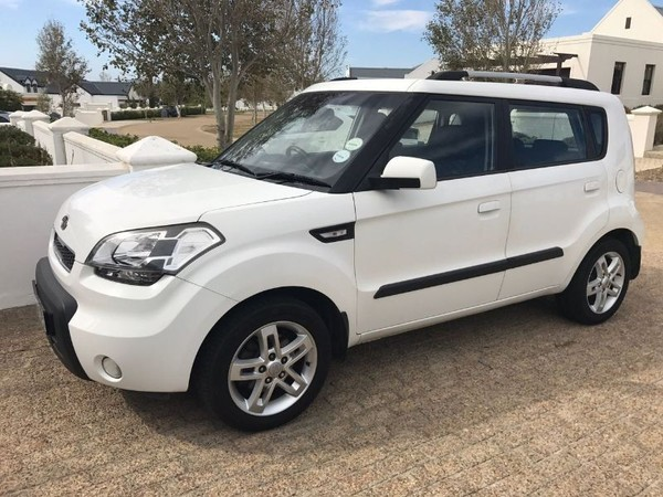 used kia soul 1 6 for sale in western cape id 1846549. Black Bedroom Furniture Sets. Home Design Ideas