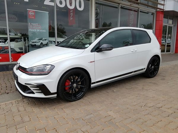 used volkswagen golf vii gti 2 0 tsi clubsport s for sale. Black Bedroom Furniture Sets. Home Design Ideas