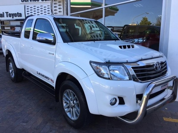 used toyota hilux 3 0d 4d legend 45 xtra cab p u for sale in western cape id 1866039. Black Bedroom Furniture Sets. Home Design Ideas