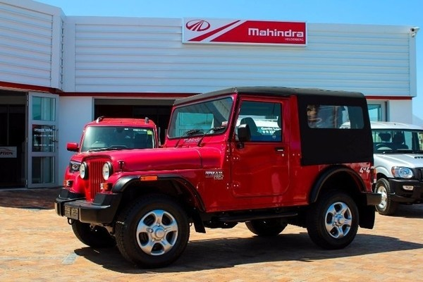 Mahindra 4x4 Front Axle : Used mahindra thar crde soft top for sale in