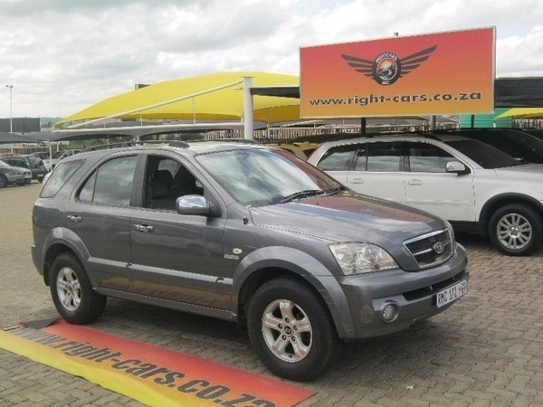 2004 Kia Sorento 2.5 Crdi Gauteng North Riding_0