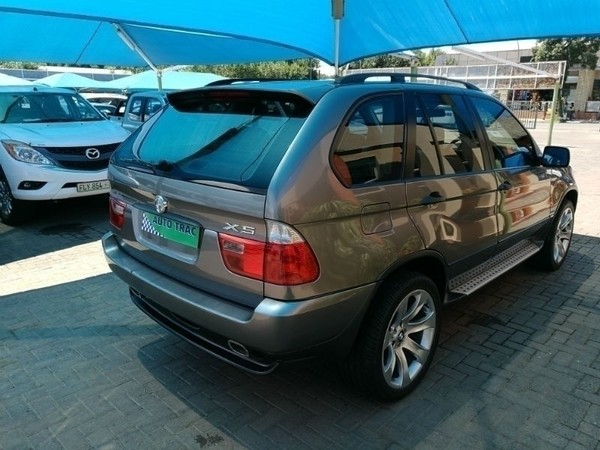 used bmw x5 a t for sale in free state id 1914543. Black Bedroom Furniture Sets. Home Design Ideas