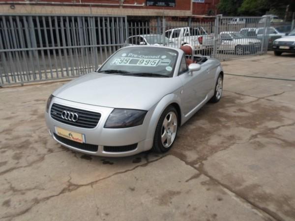Used audi tt roadster quattro for sale in kwazulu for 2000 audi tt window regulator