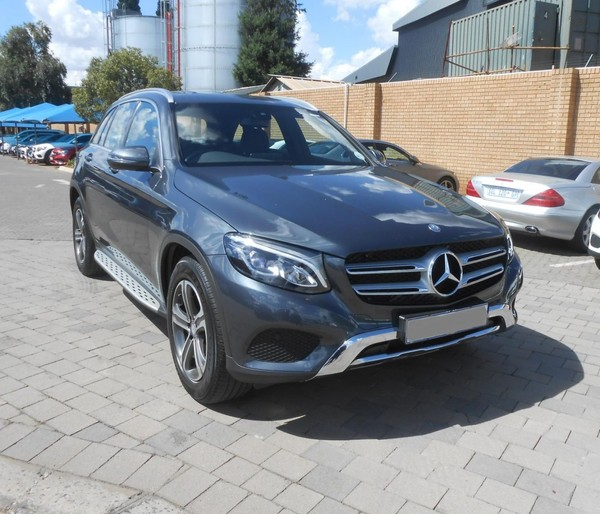 used mercedes benz glc 300 amg for sale in gauteng id 1924960. Black Bedroom Furniture Sets. Home Design Ideas