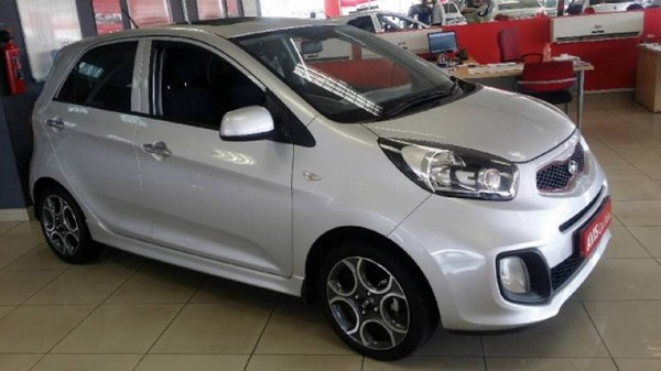 used kia picanto 1 2 ex a t for sale in kwazulu natal id 1987461. Black Bedroom Furniture Sets. Home Design Ideas