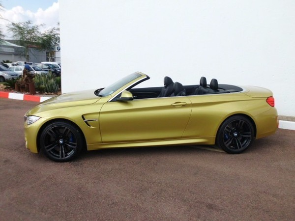 used bmw m4 convertible m dct for sale in gauteng id 1991751. Black Bedroom Furniture Sets. Home Design Ideas