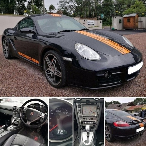 2008 Porsche Cayman Camshaft: 2008 Porsche Cayman Was Listed For R379,900.00