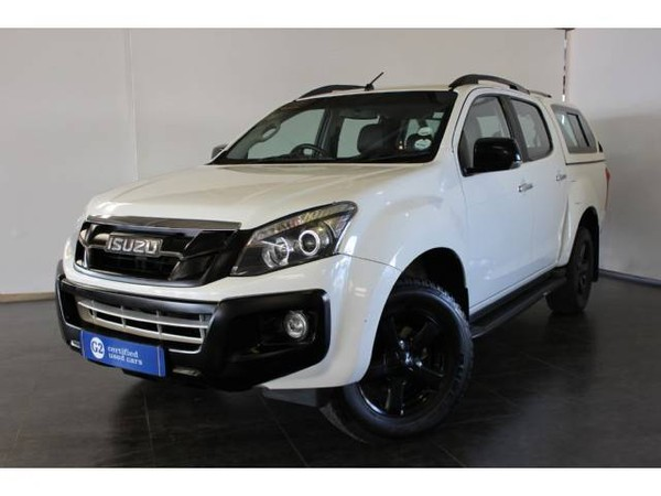 Used Isuzu KB Series 300 D-TEQ LX Double cab Bakkie for ...