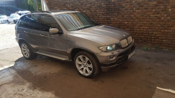 used bmw x5 a t for sale in gauteng id 2071731. Black Bedroom Furniture Sets. Home Design Ideas