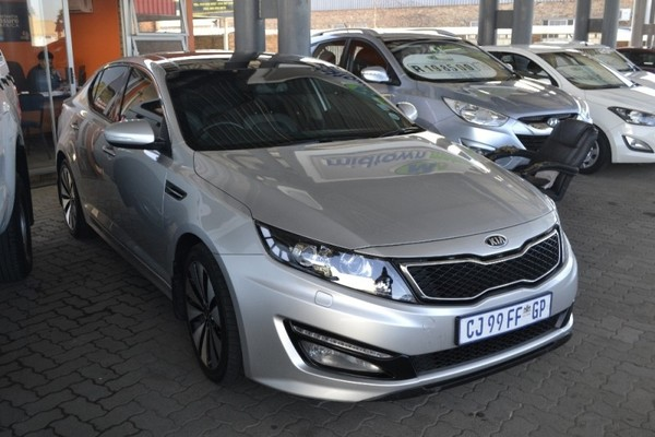 used kia optima 2 4 gdi auto for sale in north west province id 2107178. Black Bedroom Furniture Sets. Home Design Ideas
