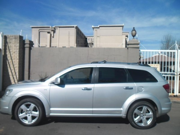 used dodge journey 2 7 rt a t for sale in gauteng id 2137862. Black Bedroom Furniture Sets. Home Design Ideas
