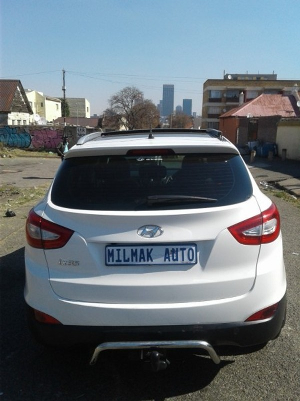 Used Hyundai Ix35 Automatic With Sunroof For Sale In