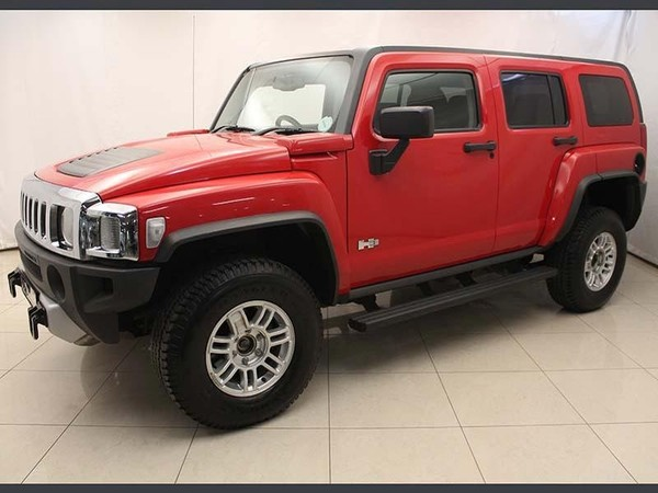 Used Hummers For Sale >> Used Hummer H3 for sale in Gauteng - Cars.co.za (ID:2188600)