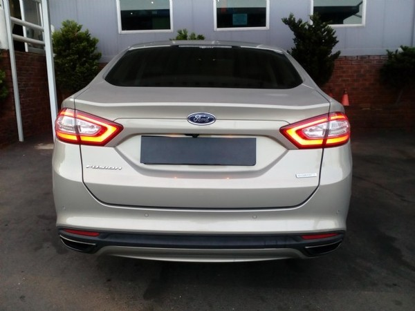 used ford fusion 2 0 ecoboost trend auto for sale in kwazulu natal id 2199266. Black Bedroom Furniture Sets. Home Design Ideas