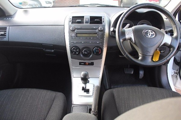 Used Toyota Corolla COROLLA 1.6 ADVANCED MMT for sale in ...