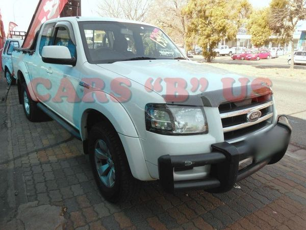 used ford ranger xlt hi trail p u sup cab for. Black Bedroom Furniture Sets. Home Design Ideas
