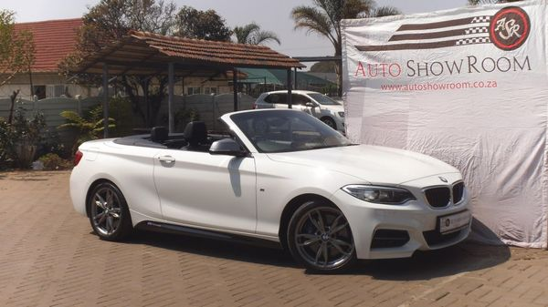 used bmw m2 m235 convertible auto f23 for sale in gauteng id 2265220. Black Bedroom Furniture Sets. Home Design Ideas