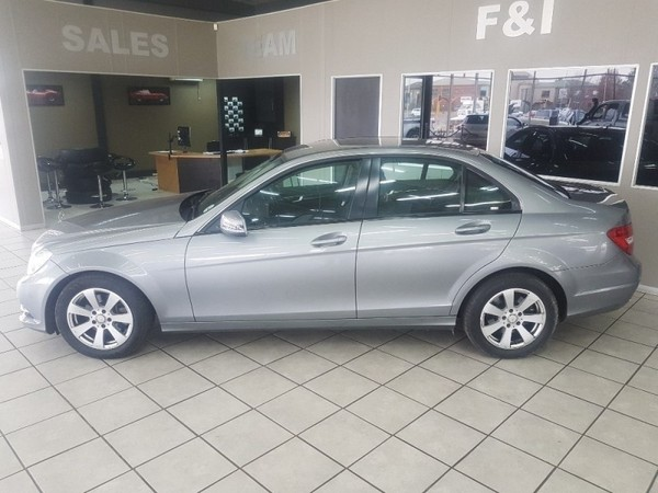 Used mercedes benz c class c200 be classic a t for sale in for Fred martin mercedes benz