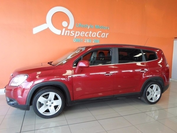 used chevrolet orlando 1 8lt 7 seater for sale in gauteng id 2367706. Black Bedroom Furniture Sets. Home Design Ideas