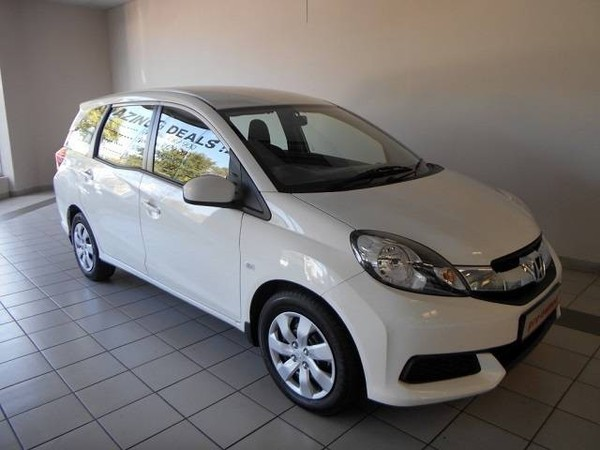 Honda 2016 Honda Mobilio 1 5 Comfort Was Listed For R172 900 00 On