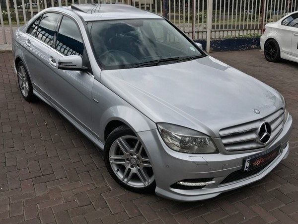 Used mercedes benz c class c180 amg line auto for sale in for 2010 mercedes benz c class for sale