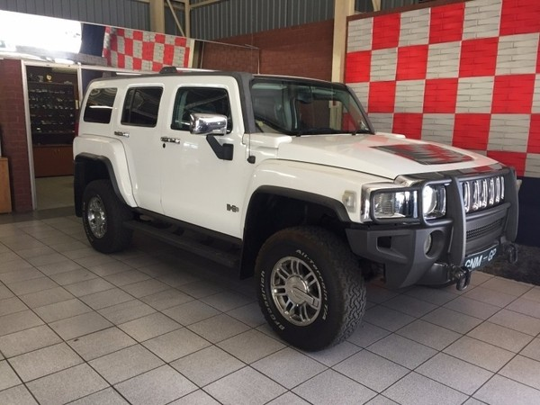 used hummer h3 luxury a t for sale in gauteng id 2475910. Black Bedroom Furniture Sets. Home Design Ideas