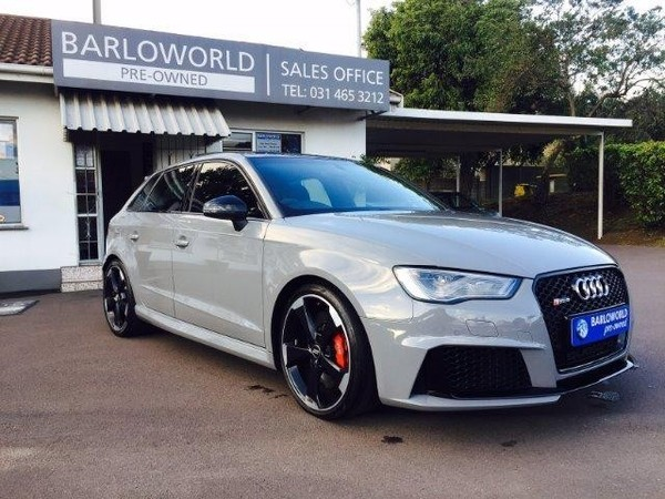 used audi rs3 sportback s tronic for sale in kwazulu natal id 2486316. Black Bedroom Furniture Sets. Home Design Ideas