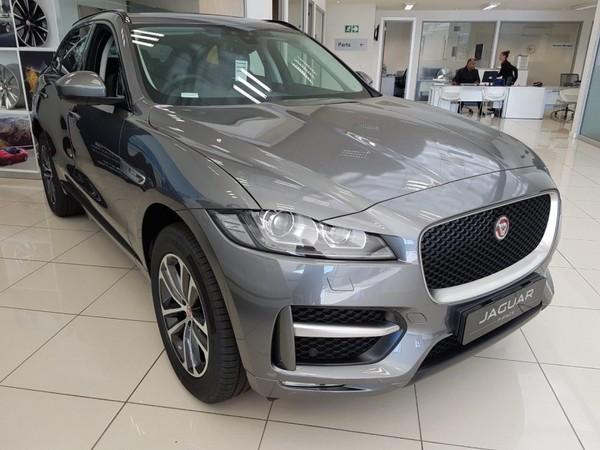 Used Jaguar F Pace 2 0 I4d Awd R Sport For Sale In Western