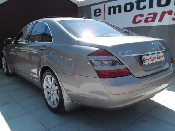 Used mercedes benz s class s 500 for sale in gauteng for 2007 mercedes benz s class for sale
