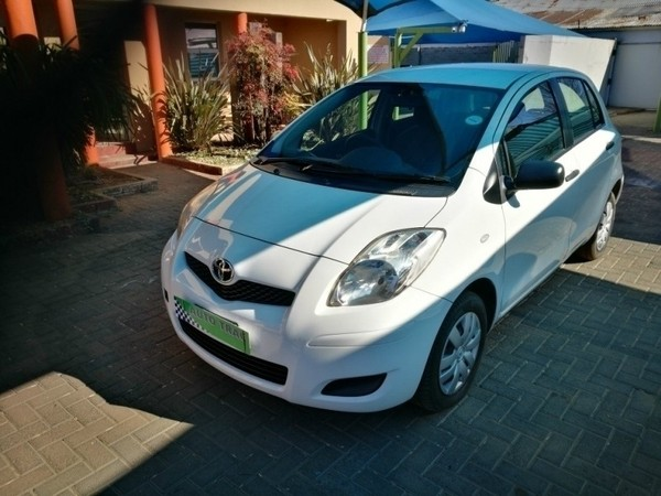 Used Toyota Yaris Zen3 Acs 5dr For Sale In Free State