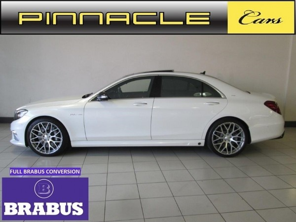 Used mercedes benz s class s65 amg brabus conversion for for 2015 mercedes benz s class s65 amg