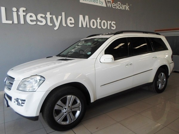 Used mercedes benz gl class gl 320 cdi 4matic for sale in for 2007 mercedes benz gl320 cdi 4matic