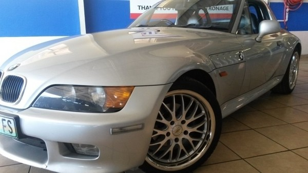 1997 BMW Z3 Roadster 2.8i e367 Free State Bloemfontein_0