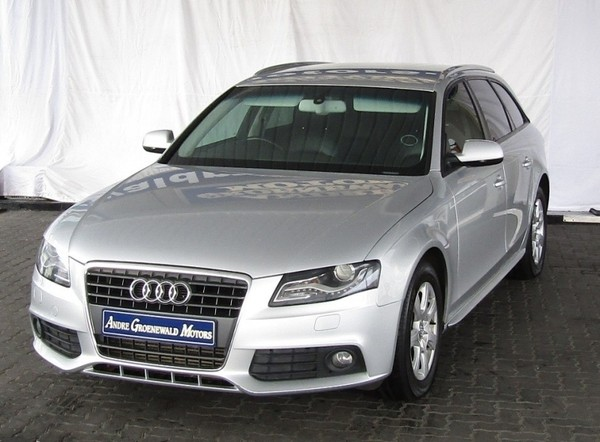 used audi a4 avant ambition multi b8 for sale in western cape id 2550342. Black Bedroom Furniture Sets. Home Design Ideas