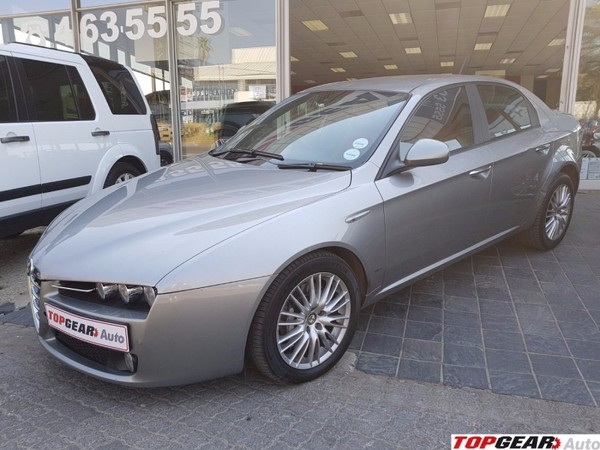 used alfa romeo 159 3 2 v6 q4 for sale in gauteng id 2551770. Black Bedroom Furniture Sets. Home Design Ideas