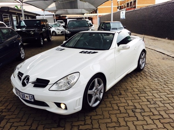used mercedes benz slk class slk 55 amg for sale in. Black Bedroom Furniture Sets. Home Design Ideas