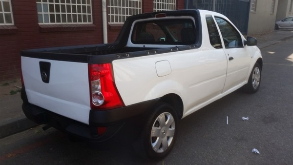 2013 Nissan NP200 1.6 Ac Pu Sc  Gauteng Johannesburg_0
