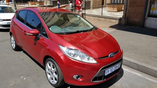 used ford fiesta trend 5dr for sale in gauteng id 2603492. Black Bedroom Furniture Sets. Home Design Ideas