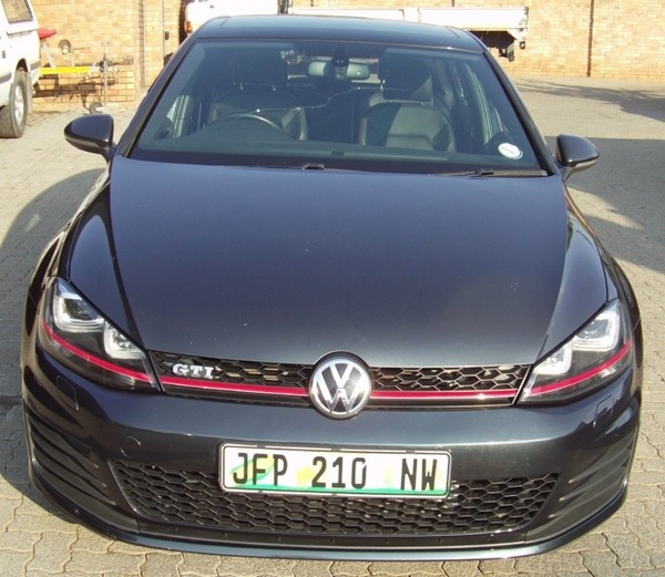 Used Volkswagen Golf VII GTi 2.0 TSI DSG FIN AVAILABLE For