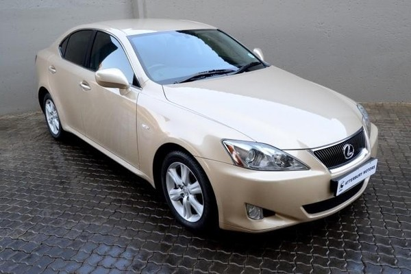 used lexus is 250 a t for sale in gauteng id 2610594. Black Bedroom Furniture Sets. Home Design Ideas