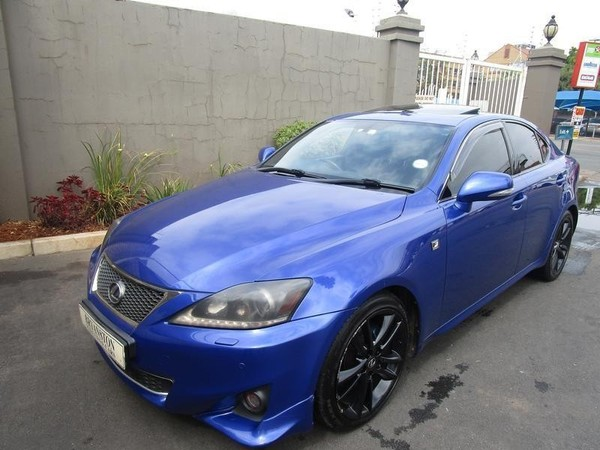 used lexus is 250 f sport for sale in gauteng id 2624940. Black Bedroom Furniture Sets. Home Design Ideas