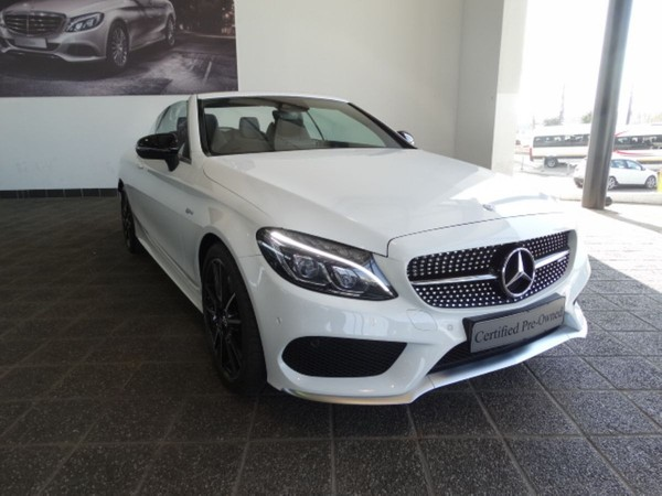 used mercedes benz c class amg c43 4matic for sale in limpopo id 2631182. Black Bedroom Furniture Sets. Home Design Ideas