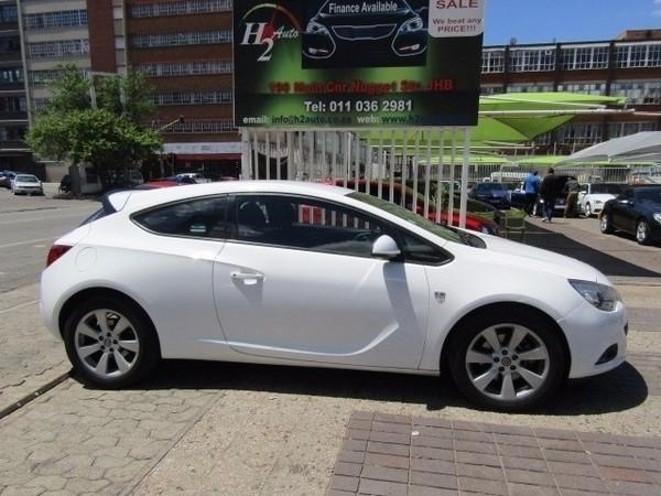 2014 Opel Astra Gtc 1.6t Sport 3dr Gauteng Johannesburg_0