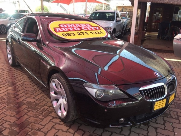used bmw 6 series 650i coupe individual a t e63 for sale. Black Bedroom Furniture Sets. Home Design Ideas